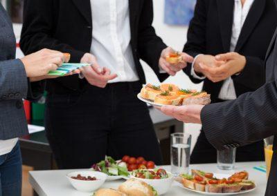 Plateaux de sandwichs